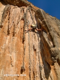 THE FAMOUS ROUTE TETIS 6B***!